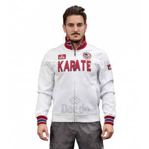 Куртка белая KARATE